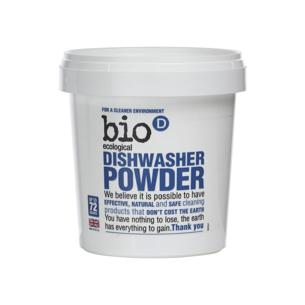 BIO-D DISHWASHER POWDER