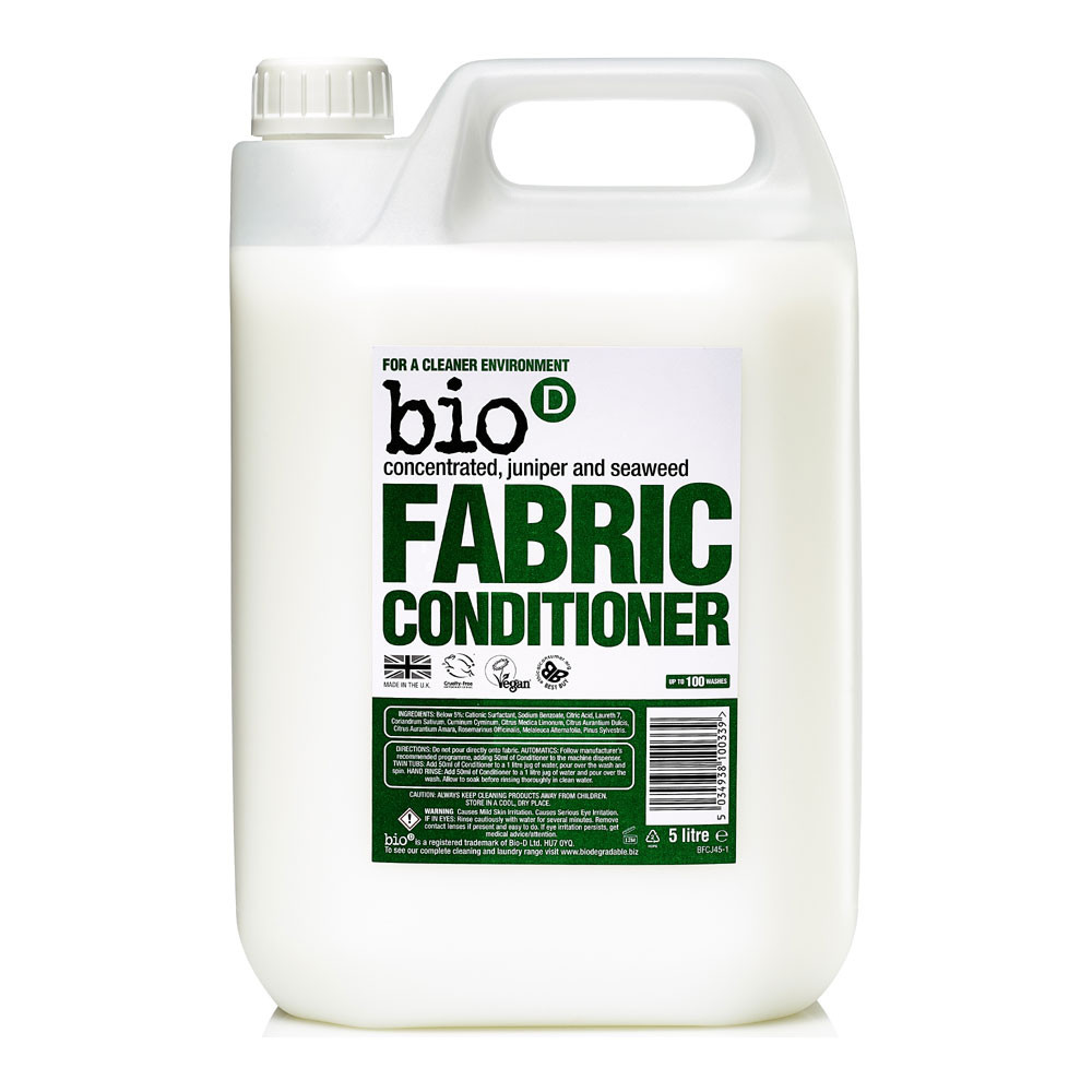BIO-D FLOOR CLEANER WITH LINSEED 5L