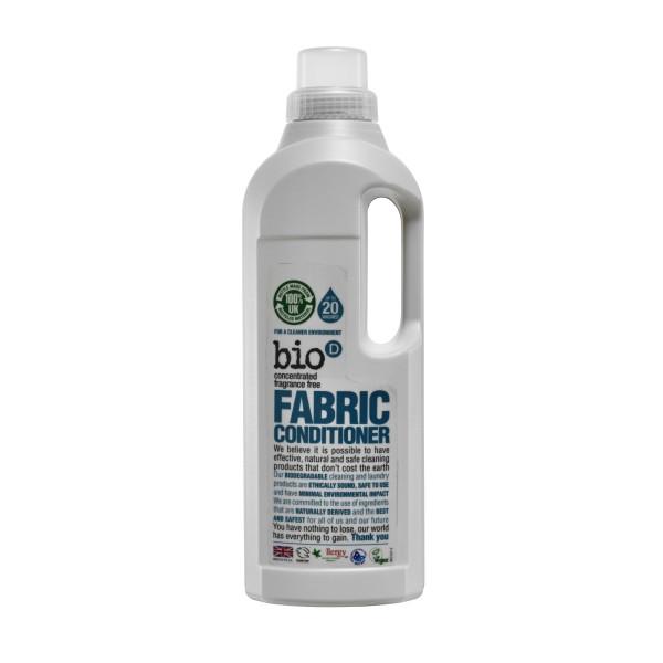 Bio-D Laundry Liquid (fragrance free)