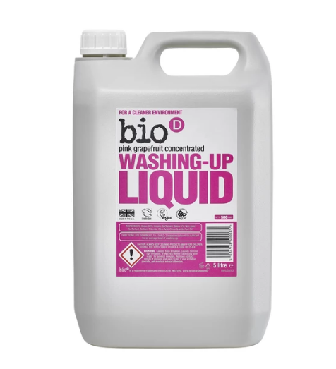 Bio-D Washing Up Liquid (Grapefruit)