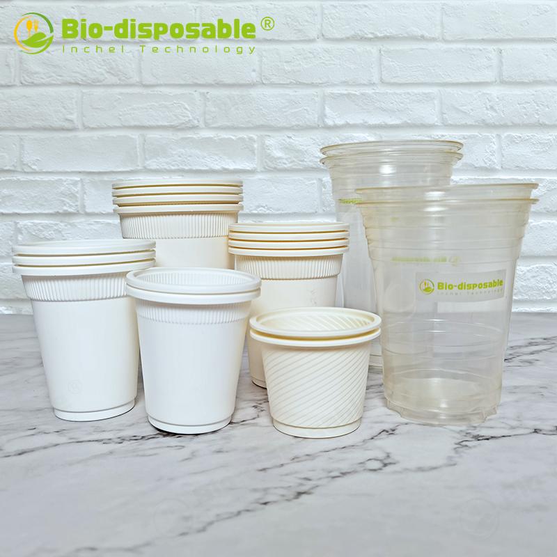 Biobased Plastic Cup