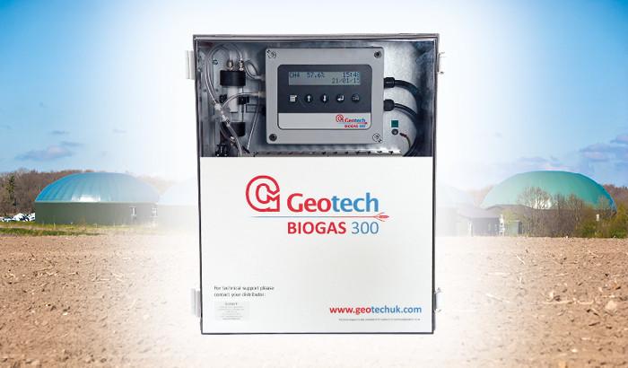 BIOGAS 300