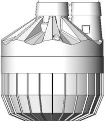 BiogasPro-6D Digester
