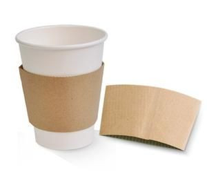 Biogradable Coffee Clutch