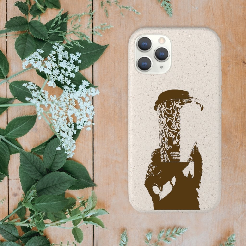 Biogradable Phone Covers