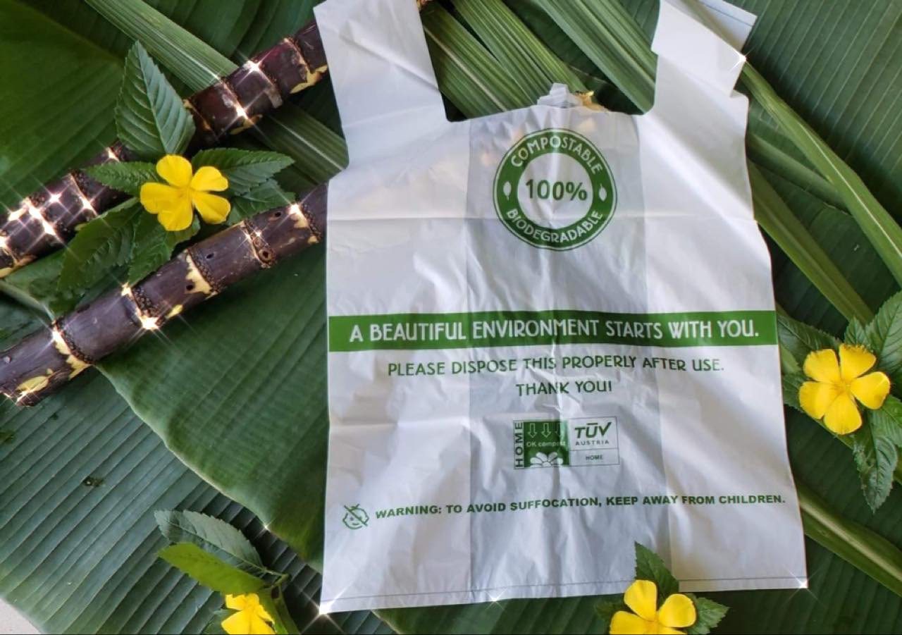 Biogradable Polythene Bags
