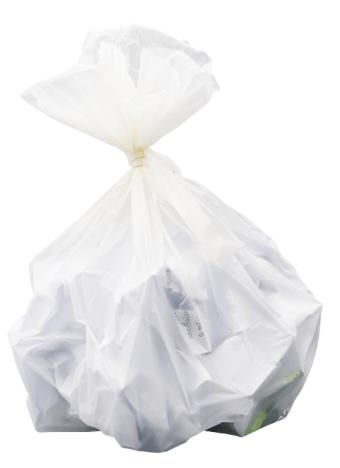 Bioplastic Garbage Bag