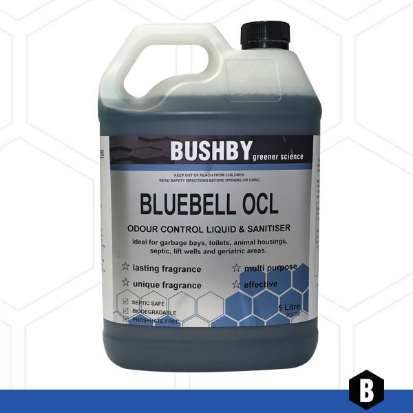Blue Bell – Odour Control
