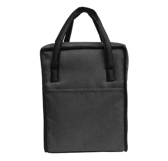 Boite lunch bag - Black