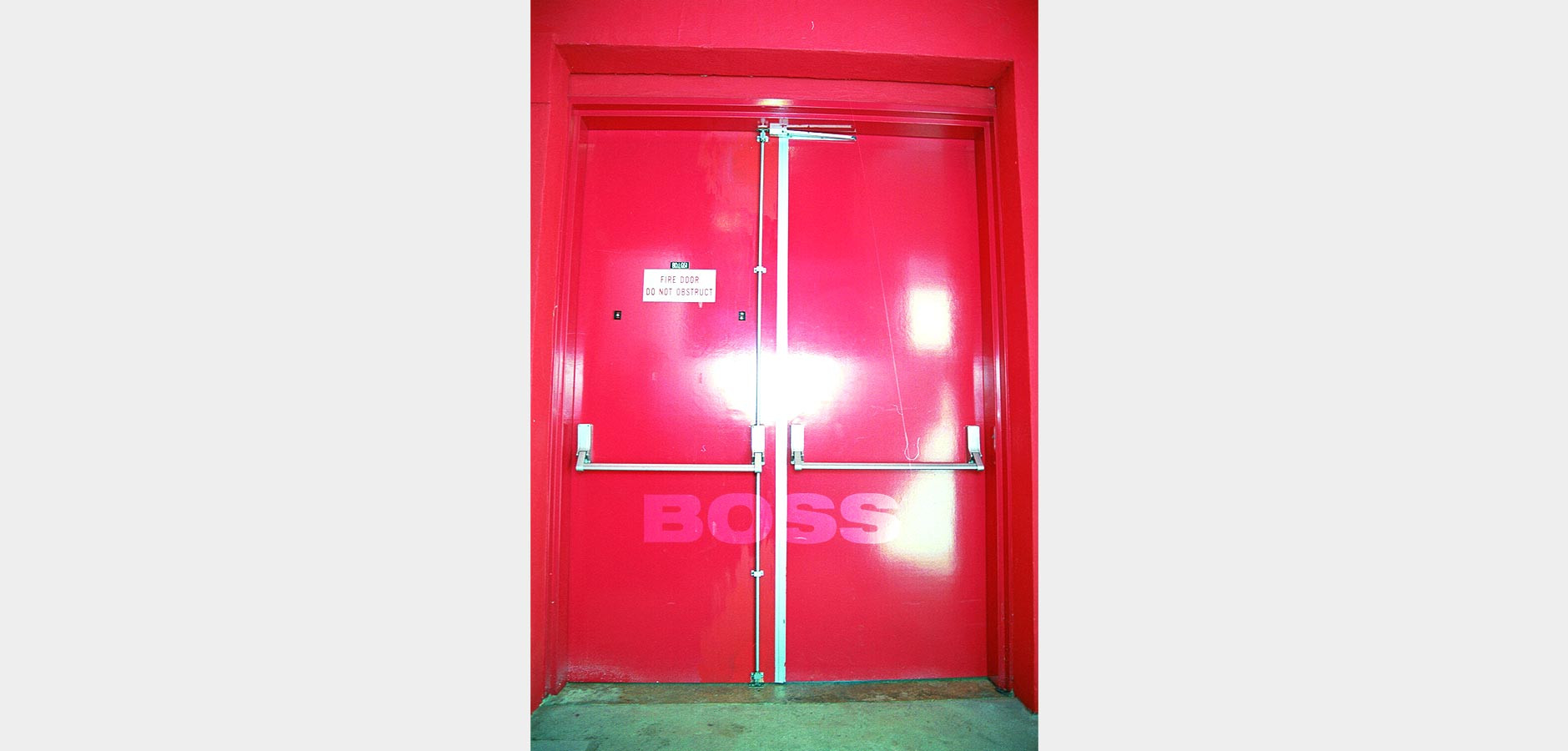 Boss Fire Doors