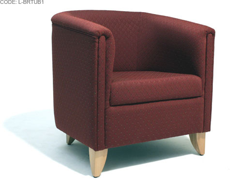 BROADWAY TUB CHAIR