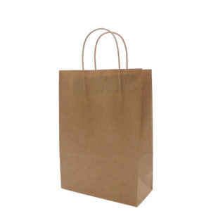 Brown Twisted Handle Paper Bags #R1 #R2