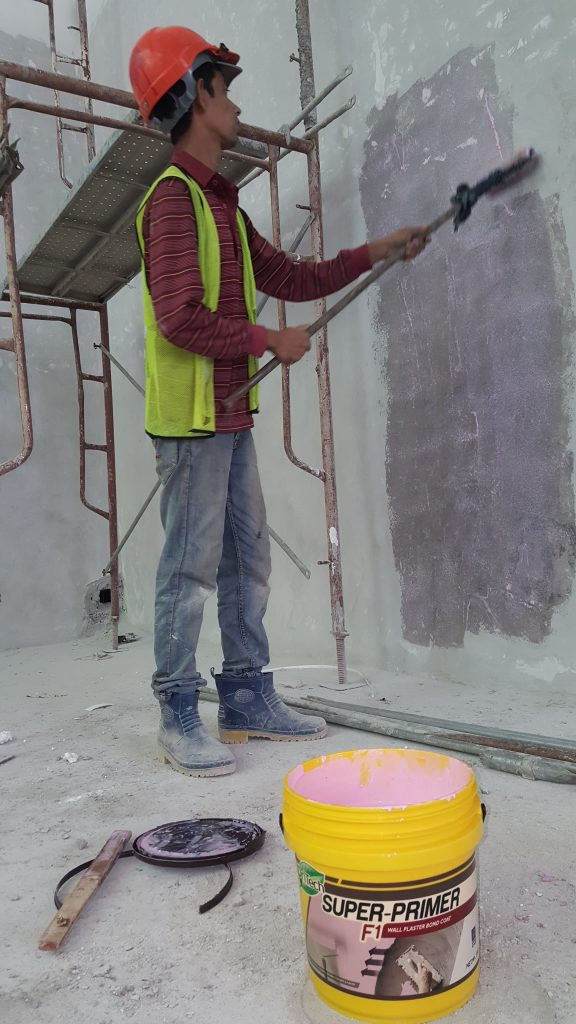 Building Finishing