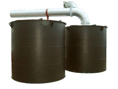 Bulk Filter Vessel