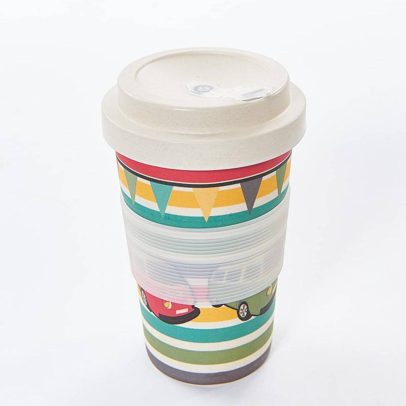 CAMPER VANS BAMBOO CUP PACK OF 3