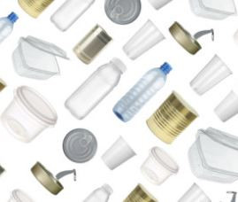 Cans and Plastics Recycling