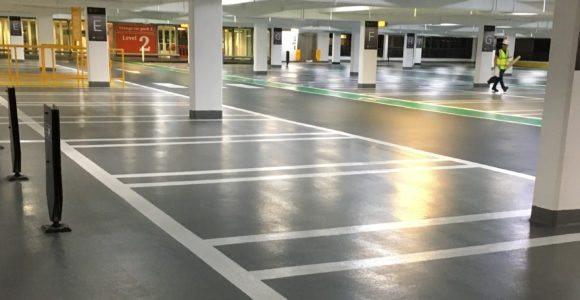 Car Park Basement Floor Coating System