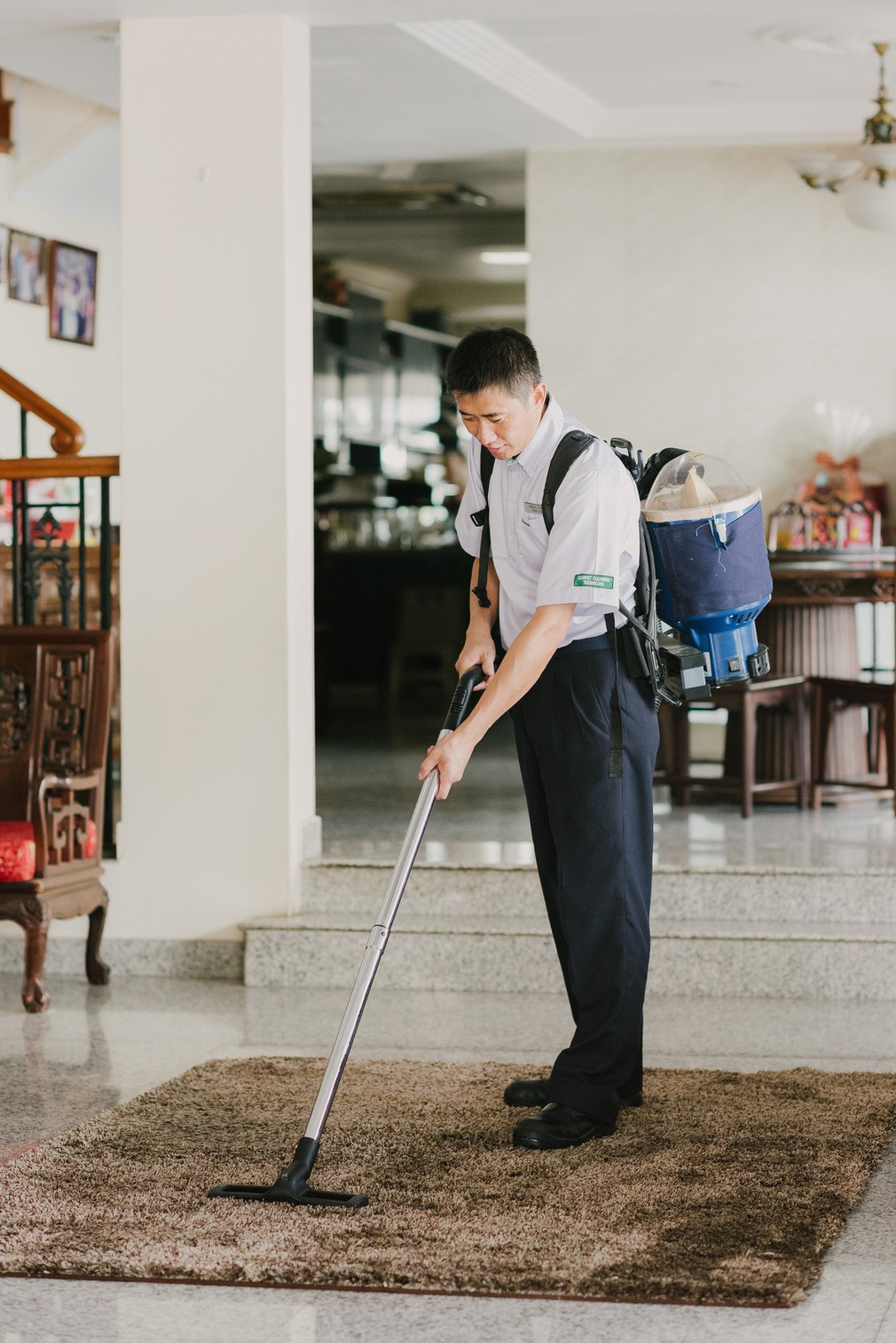 Carpet Cleaning Service In Singapore