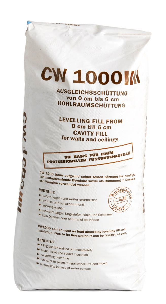 Cavity Fill Insulation – Cemwood CW1000