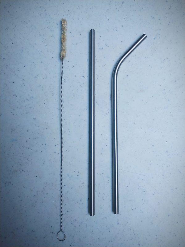 Ceiba Green : Steel Straw Kit