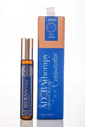 Chakra Spice Collection Organic Roll On