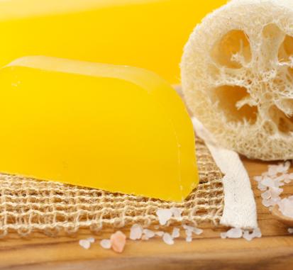 Chamomile & Lemon - Argan Solid Shampoo 100g