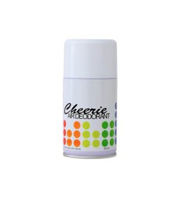Cheerie – Air Deodorant Metered Aerosol Can 6000 shots