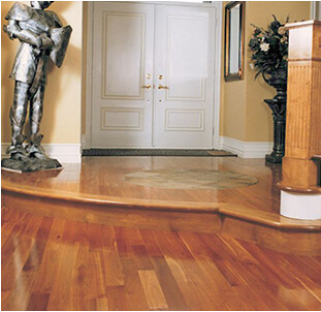 Cherry Parquet Flooring
