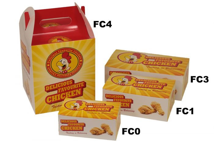 Chicken Box Food Container