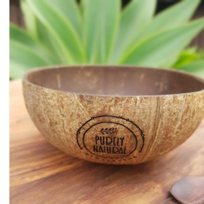 Coconut Bowl – Natural