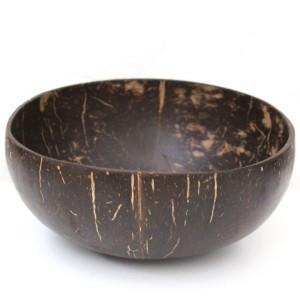 Coconut Bowl- Natural or Polished
