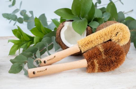 Coconut Fibre Dish Brushes
