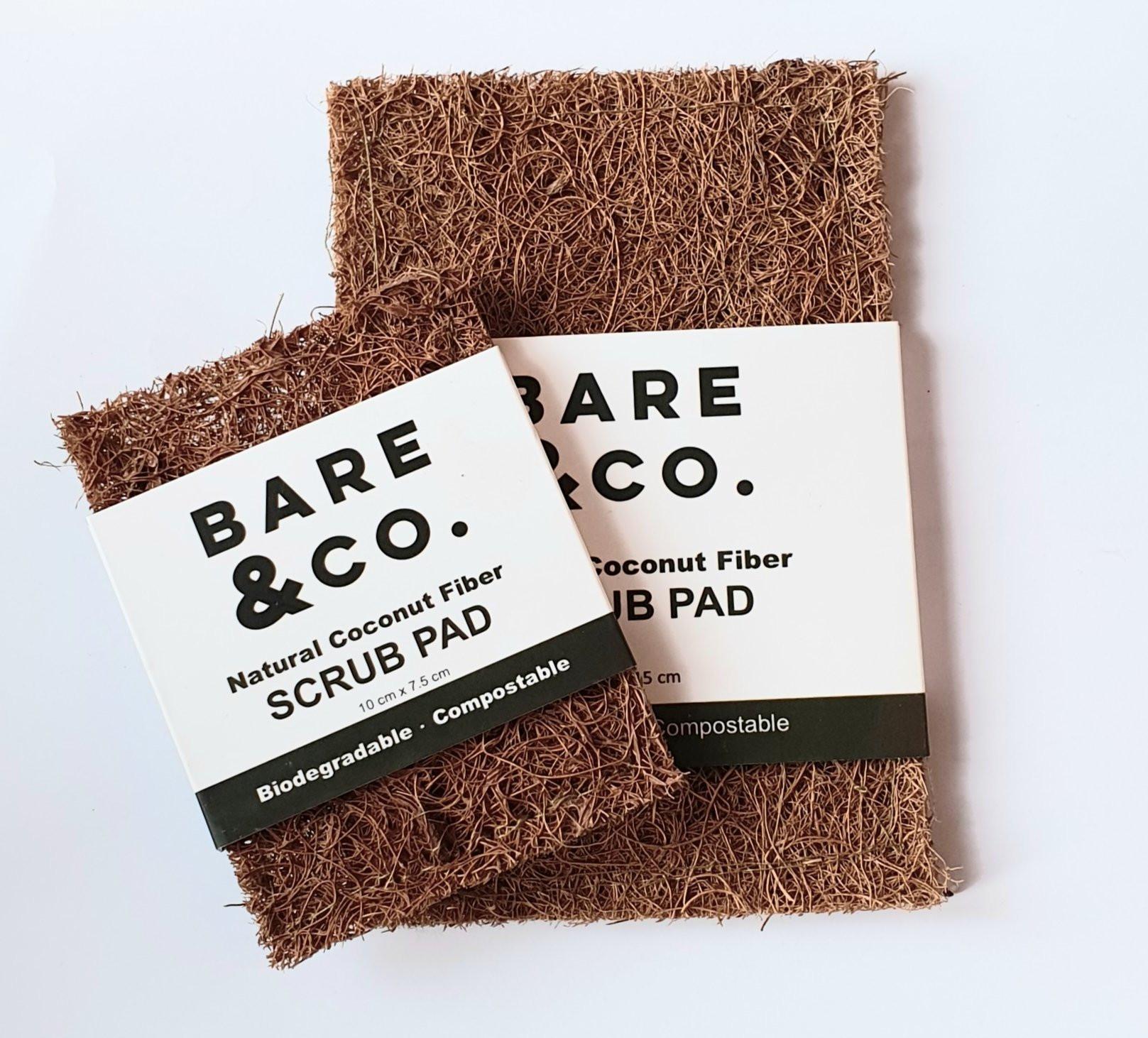 Coconut Scrub Pads