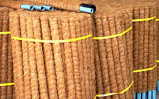 Coir Poles A Horticultural Production by Colombo Quality Products