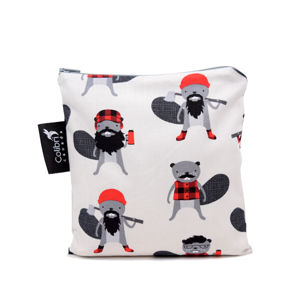 Colibri Reusable Cloth Sandwich Bag
