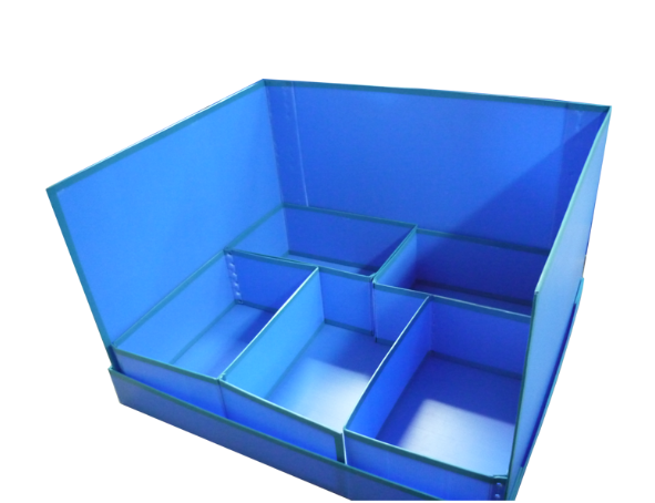 Collapsible Tote Box