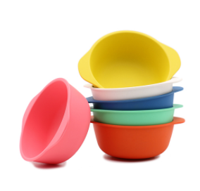 Colorful And Eco-Friendly Baby Bowl For Baby Care