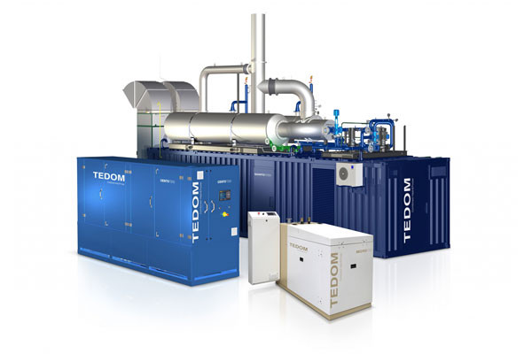 Combined Heating & Power (CHP)