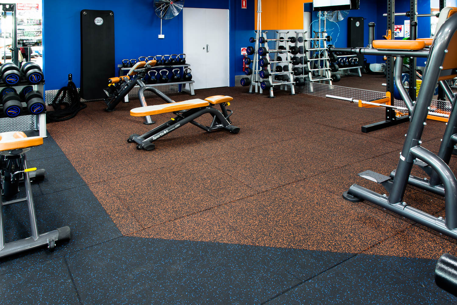 Commercial Fitness Impact-Tile