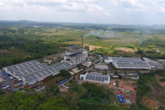 Commercial Solar Grid Tied Electricity Systems