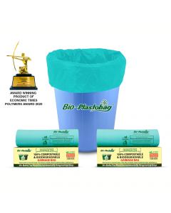 Compostable & Biodegradable Garbage bag