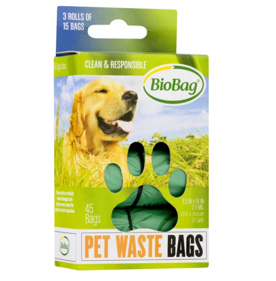 Compostable Doggie Waste Bags