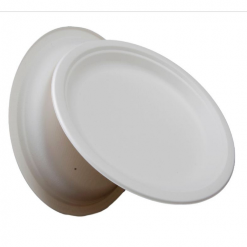Compostable Round Plates