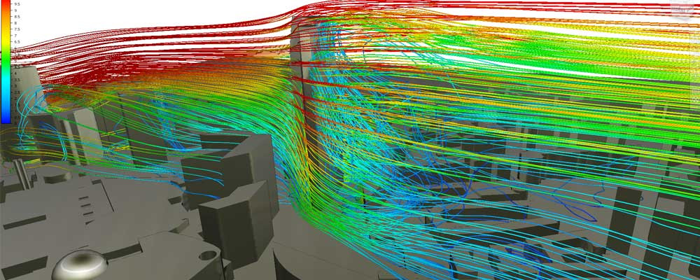 Computational Fluid Dynamics Analysis – CFD Modelling