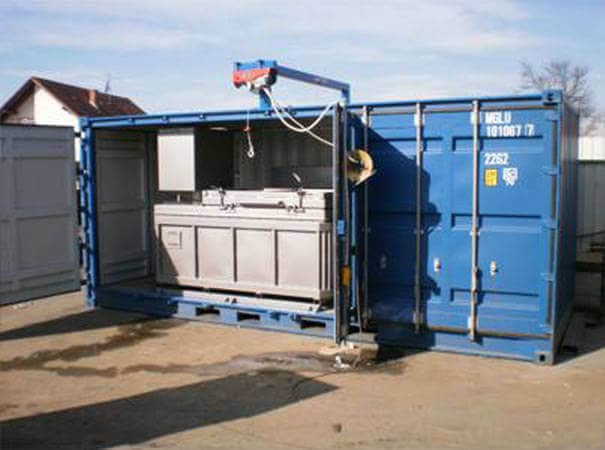 Containerised Incinerators