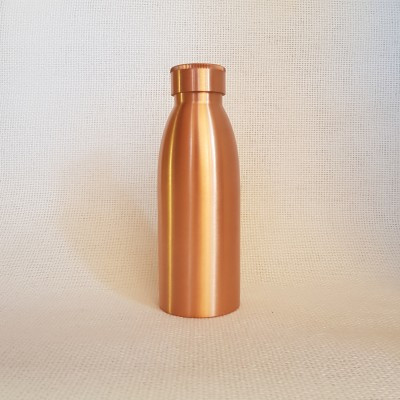 Copper Traditional Water Bottle 650 ml