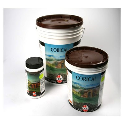 Corical Mineral Lime Paint (Coloured) Internal & External Applications