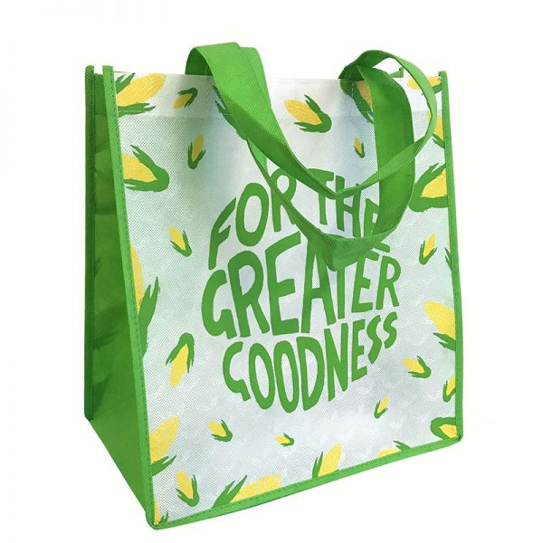 Cornstarch Compostable Shopper