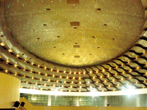 Coruline – Metal Ceiling and Wall Lining Systems