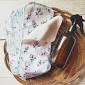 Cotton Flannel & Cotton Terry Unpaper Towels